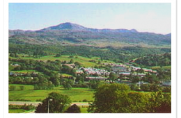 View from Dwy Olwyn